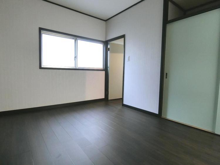 2階洋室です
