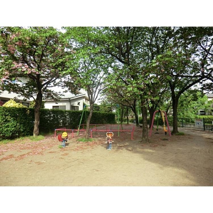 野川緑地公園(約1300m)