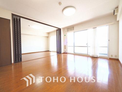 コスモ武蔵新城2番館の物件画像