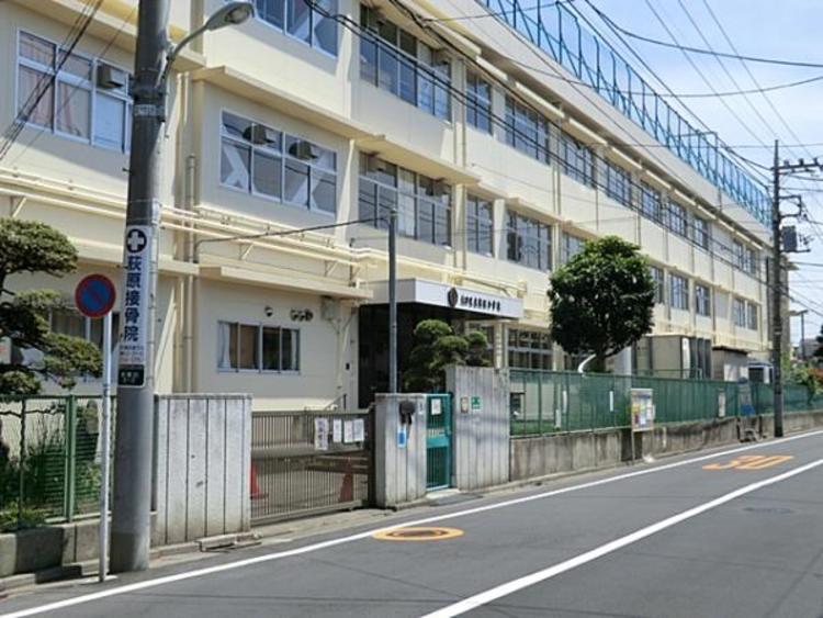 大田区立道塚小学校 177m