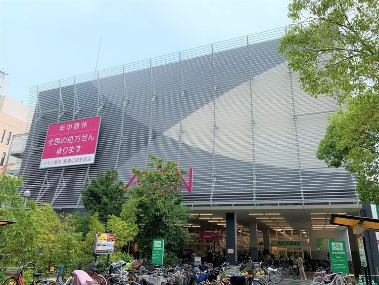 イオン喜連瓜破駅前店 徒歩 約10分(約800m)