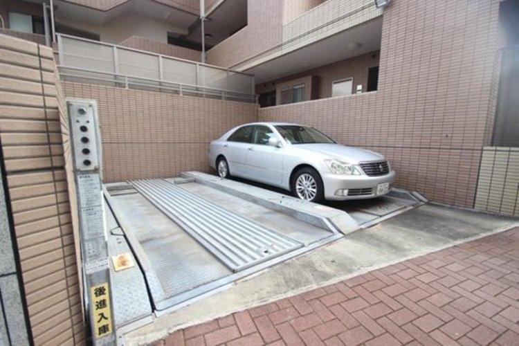 駐車場を備えています。※空き状況は都度ご確認下さい。