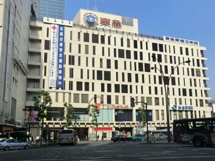 東急百貨店 760m
