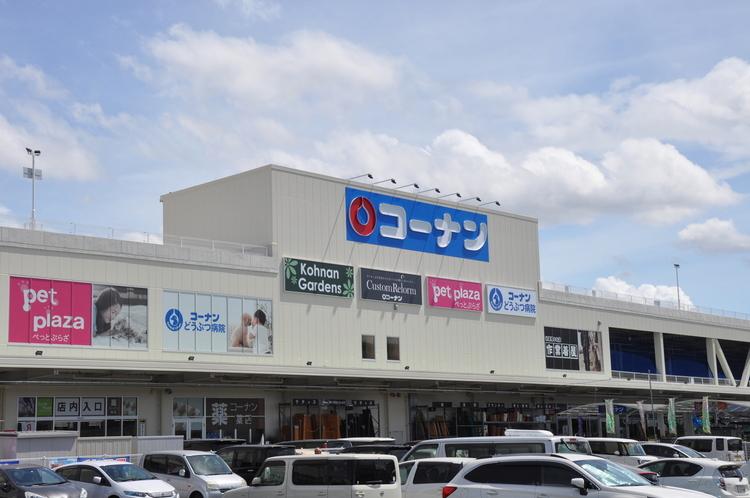 コーナン 堺高須店 徒歩 約7分(約550m)