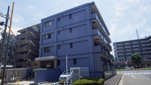 【安心を買うなら、朝日土地建物へ】セザール横浜仲町台の画像