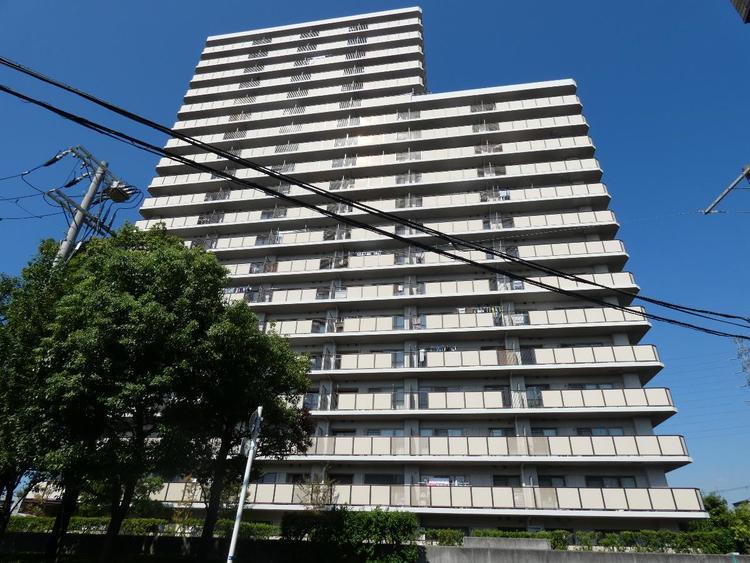 20階建て13階のお部屋です。