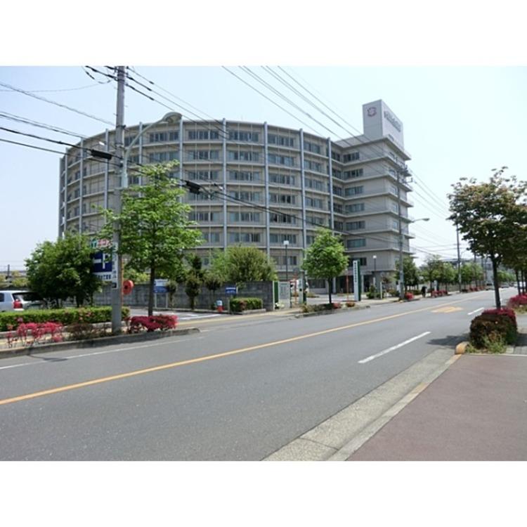 東京西徳洲会病院(約300m)