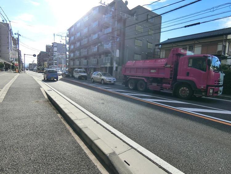 小田急線「小田急相模原」駅徒歩2分です。