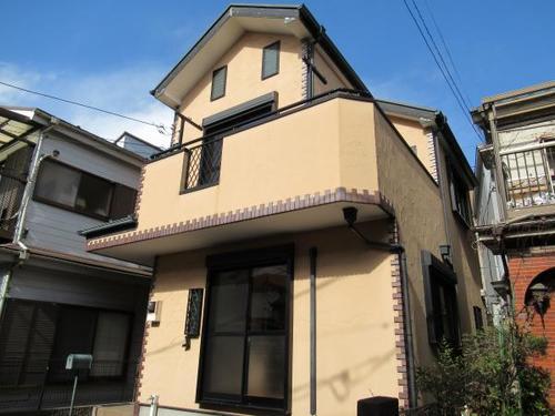 【安心を買うなら、朝日土地建物へ】菊名の画像