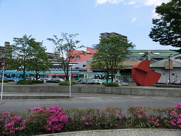 西武鉄道 東久留米駅