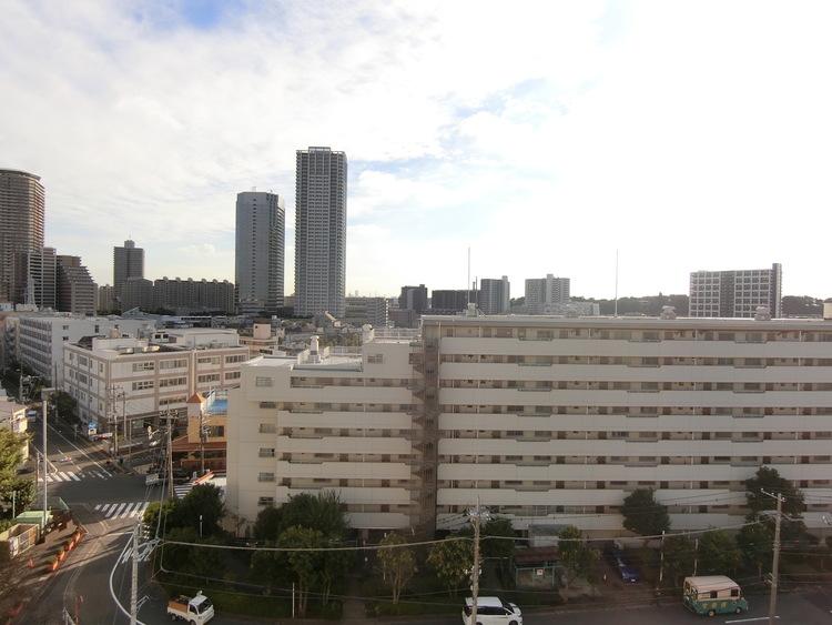 10階建てのマンションです。