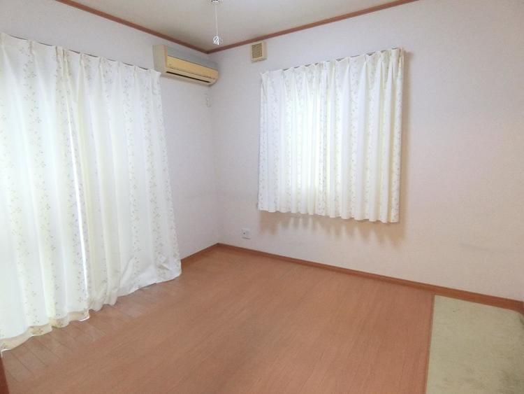 全室2面採光ですので、明るく快適にお過ごし頂けますよ。