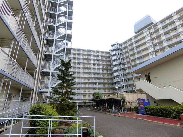 11階建て8階、3LDKのお部屋です。