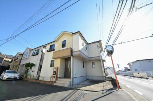 【安心を買うなら、朝日土地建物へ】川和町の物件画像