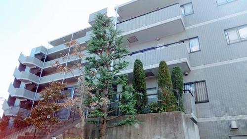【安心を買うなら、朝日土地建物へ】藤和シティホームズ大倉山東の画像