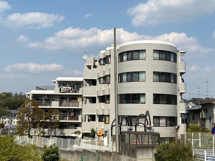 クリオ南生田壱番館 外観です。