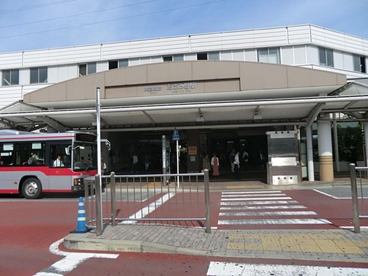 東急田園都市線「あざみ野」駅 距離約3900m