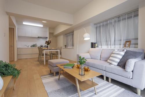 ライオンズマンション吉野町リバーサイド(404号室)の物件画像