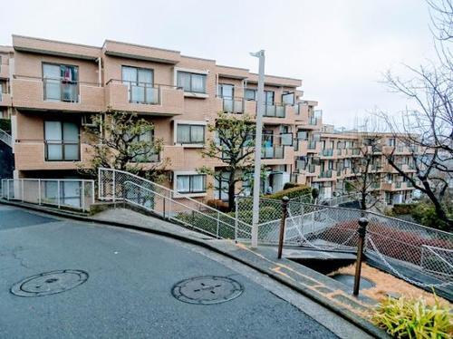 【安心を買うなら、朝日土地建物へ】バームハイツ菊名参番館の画像