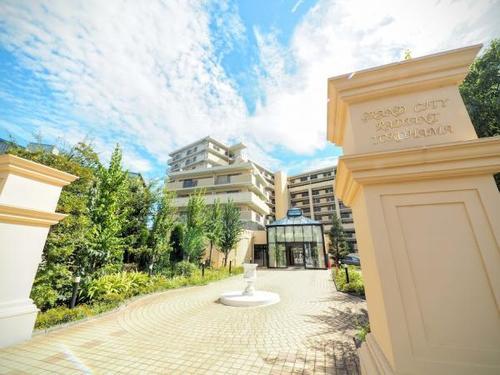 【安心を買うなら、朝日土地建物へ】グランシティレイディアント横濱の物件画像