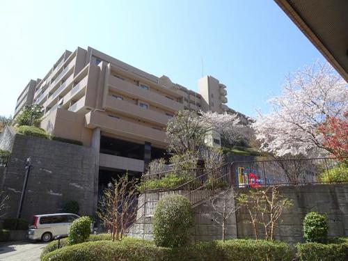 【安心を買うなら、朝日土地建物へ】コスモ青葉台シェル・ヴェール弐番館の物件画像