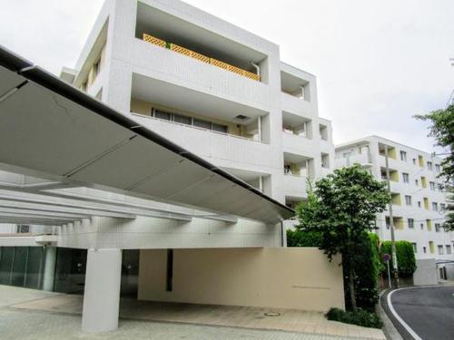 【安心を買うなら、朝日土地建物へ】グレーシアブランシェ横浜山手の画像
