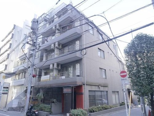 ヴィラファースト渋谷の物件画像
