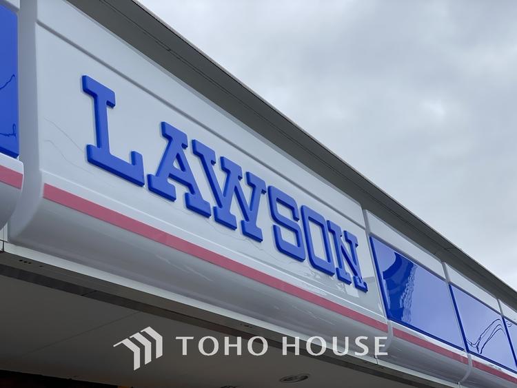 ローソン松江3丁目店:720m