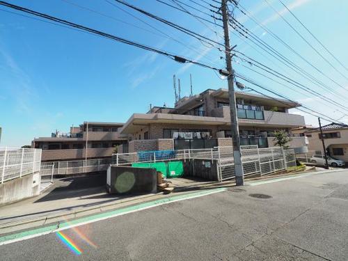 【安心を買うなら、朝日土地建物へ】藤和シティホームズ中山の画像