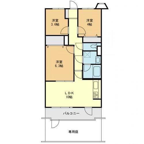 クリオ片倉町弐番館の物件画像