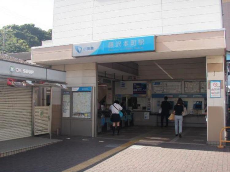 藤沢本町駅 756