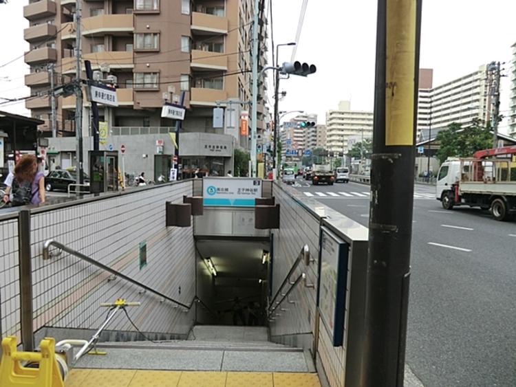 東京地下鉄南北線王子神谷駅