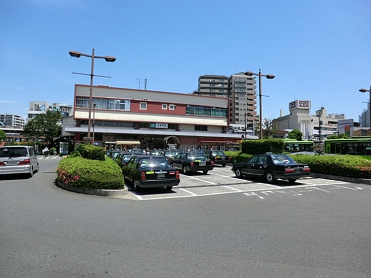 「北浦和」駅