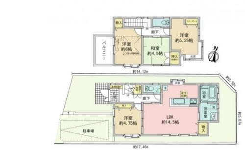 「入谷」駅 歩12分 座間市新田宿の物件画像