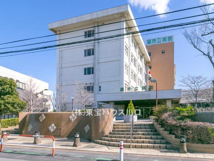 蕨市立病院 距離1190m