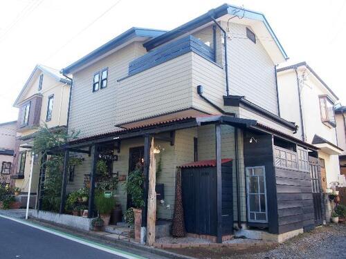 ふじみ野市駒西2丁目 中古 2DK+WIC+店舗の画像