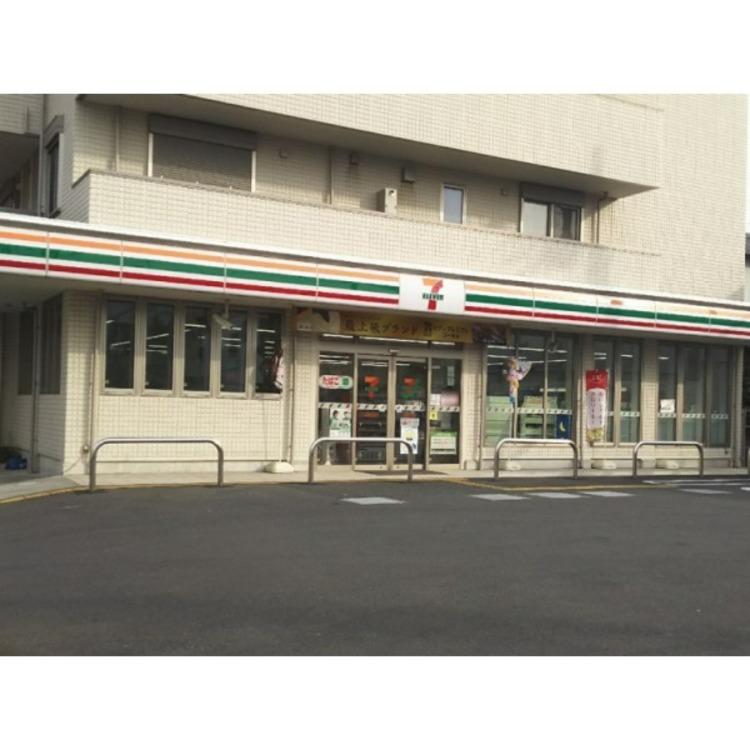 セブンイレブン 川口末広2丁目店(約385m)