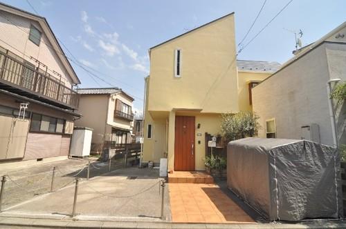 横浜市金沢区野島町戸建の物件画像