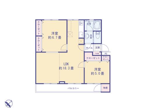 愛宕二丁目住宅 2-2-2号棟の画像