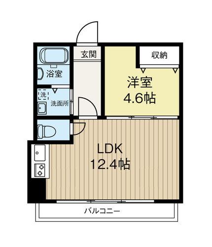 南堀江スカイハイツの物件画像