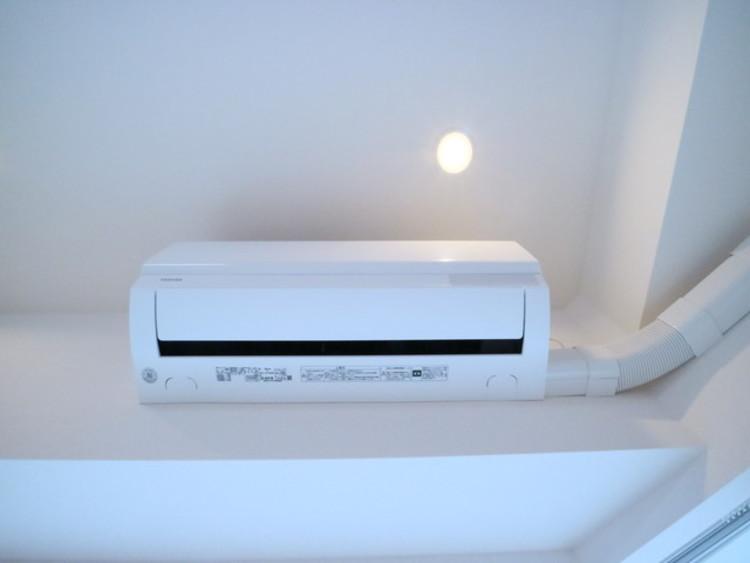 エアコン1基設置済み!入居時から快適にお過ごしいただけます。