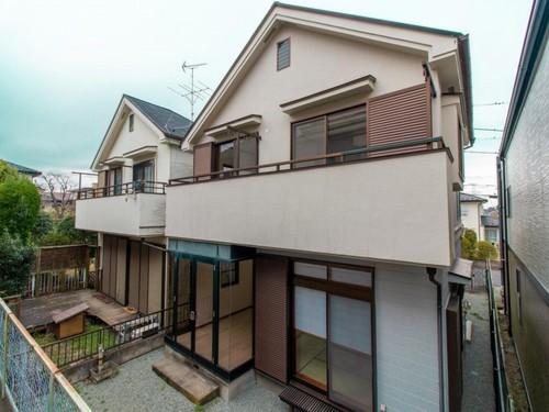 横浜市青葉区奈良町戸建の画像