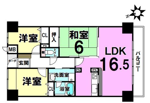 ライオンズマンション平野東の物件画像