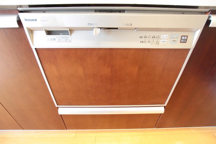 食器洗付乾燥機