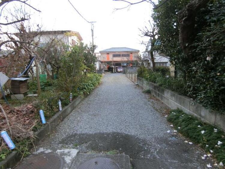 JR)川越線「笠幡」駅徒歩圏内の立地です。