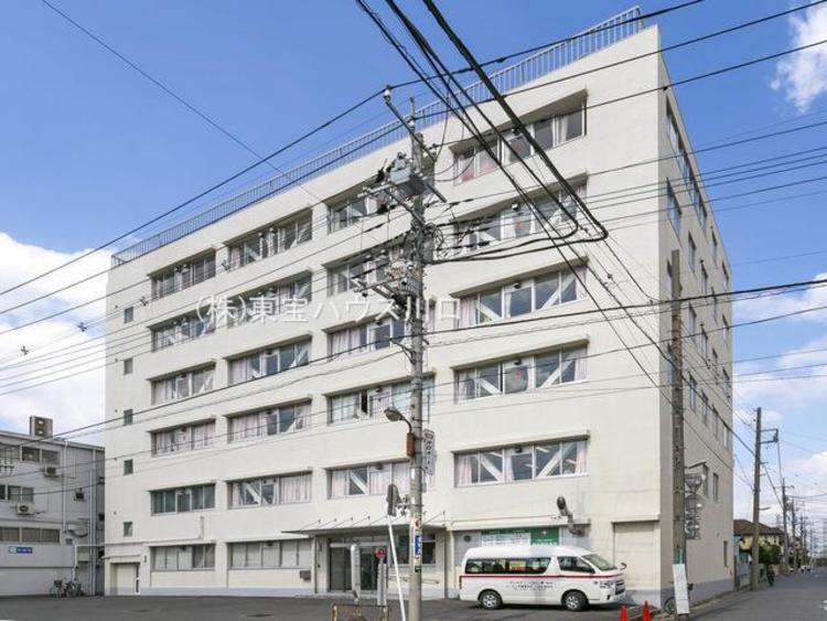 埼玉厚生病院 距離1230m