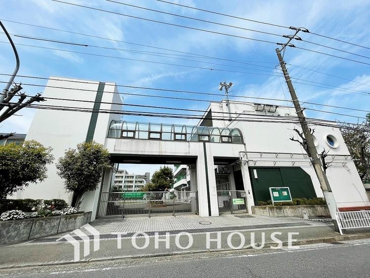 神奈川宮前郵便局 距離1800m