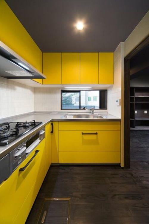 「キッチン」(2015年5月 リノベーション 完成当初 撮影)
