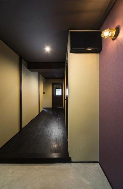 「玄関」(2015年5月 リノベーション 完成当初 撮影)