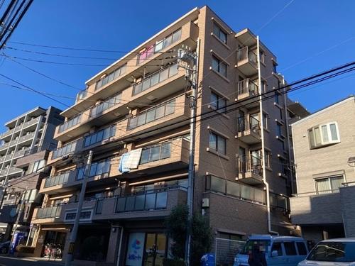 朝日パリオ戸田中町壱番館の物件画像